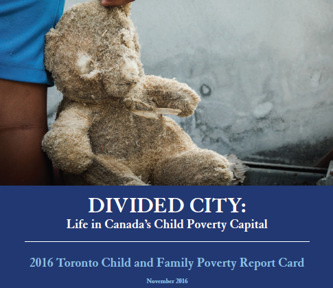 Divided City: Life in Canada's Child Poverty Capital