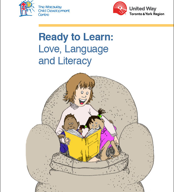 Ready to Learn: Love, Language and Literacy