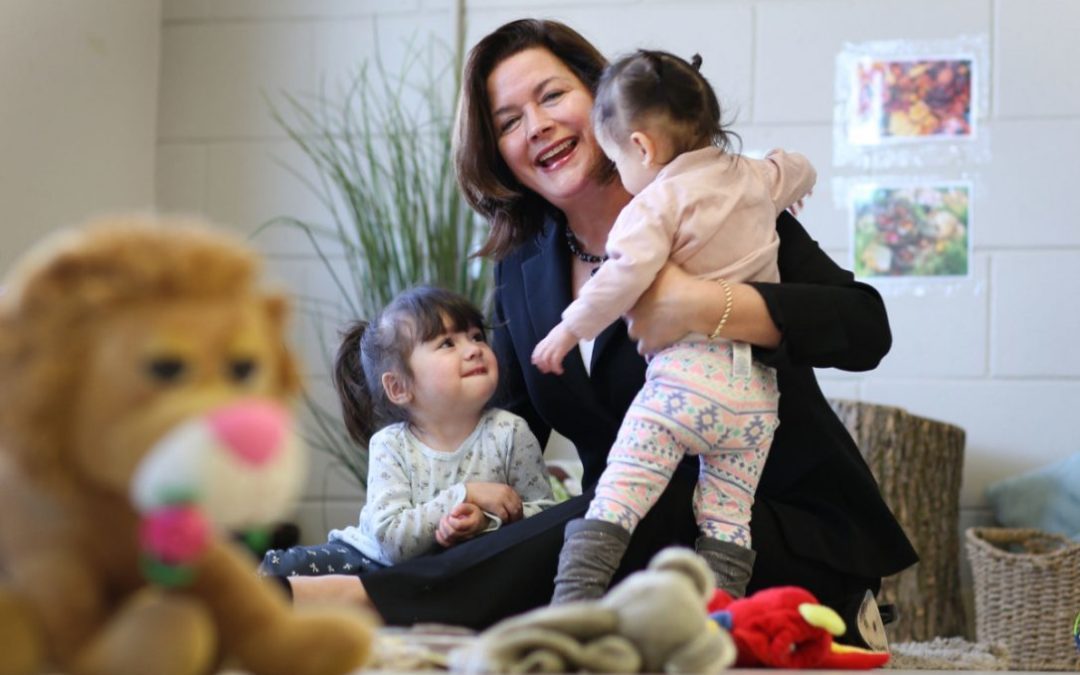 Advocates Push for Licensing of Home Daycares