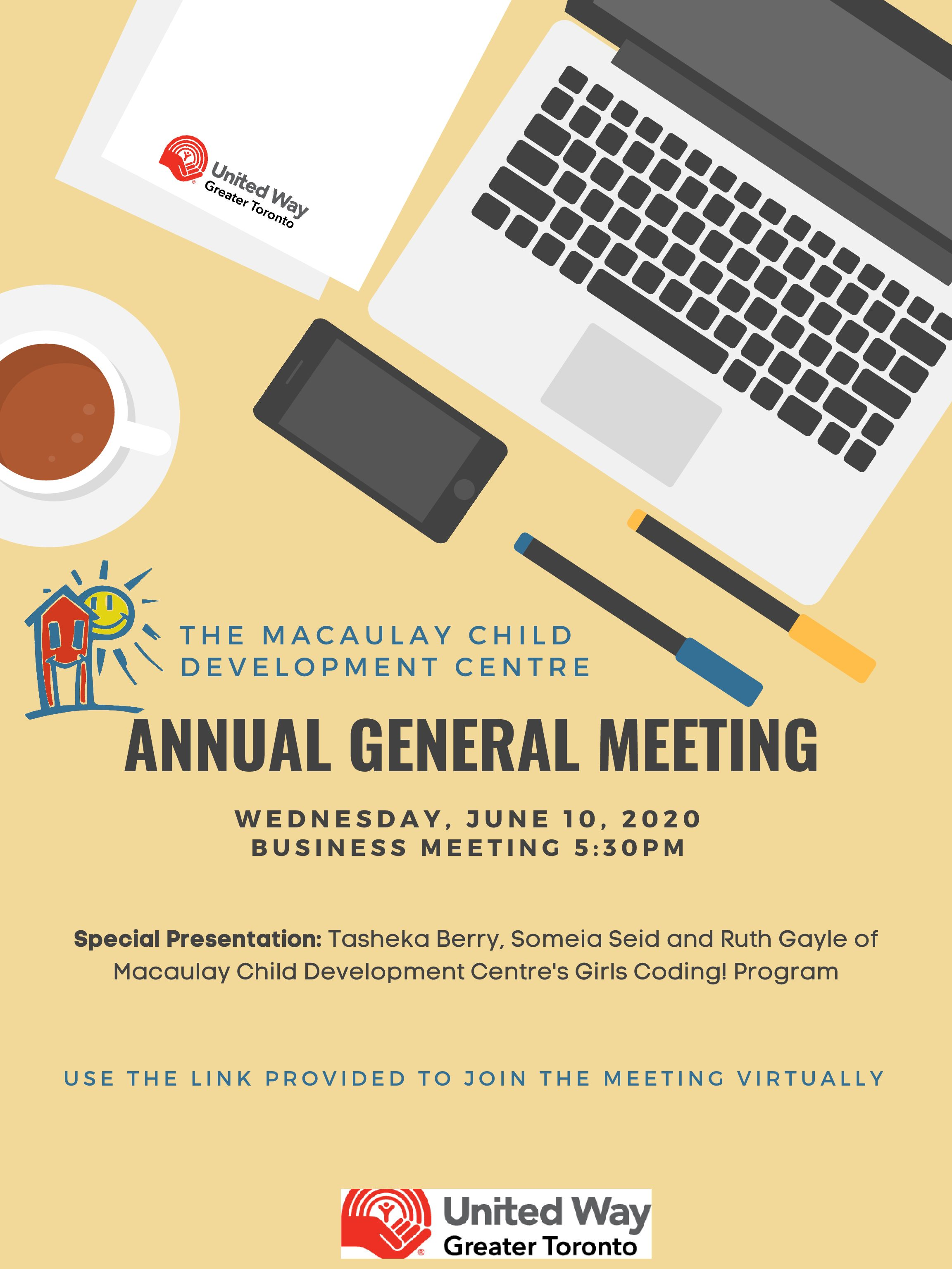 2020 Virtual Annual General Meeting